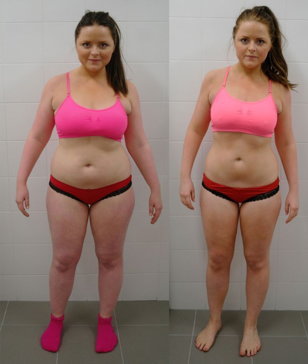 10 kilo på en månad
